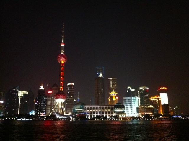 Elbtonal Percussion in China
