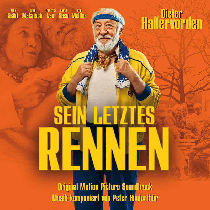 "Peter Hinderthür | ""Sein letztes Rennen"" (Original Motion Picture Soundtrack) 