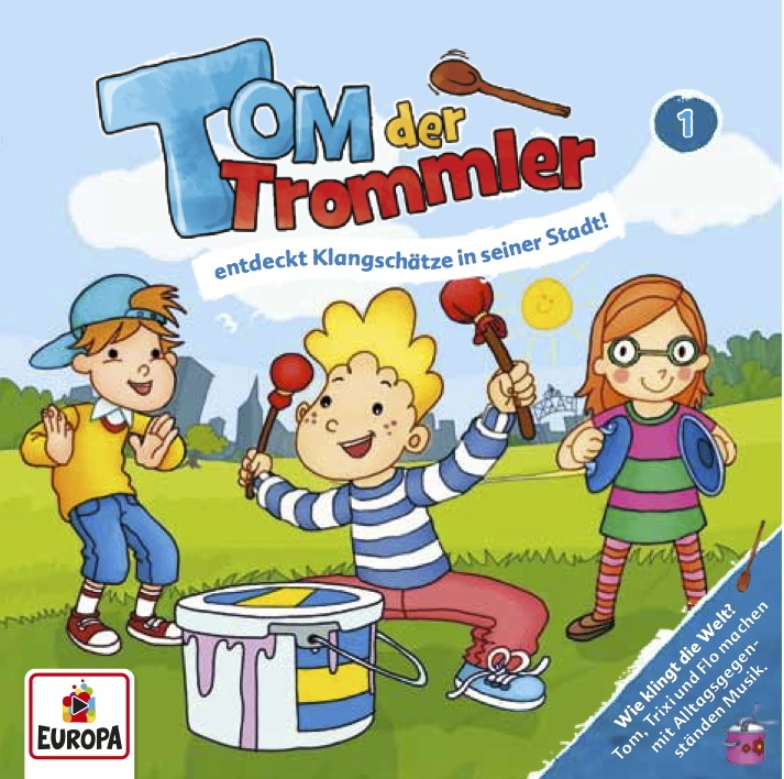 "Elbtonal Percussion | ""Tom der Trommler"" Vol. 1 