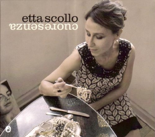 "Etta Scollo | ""Cuoresenza"" 